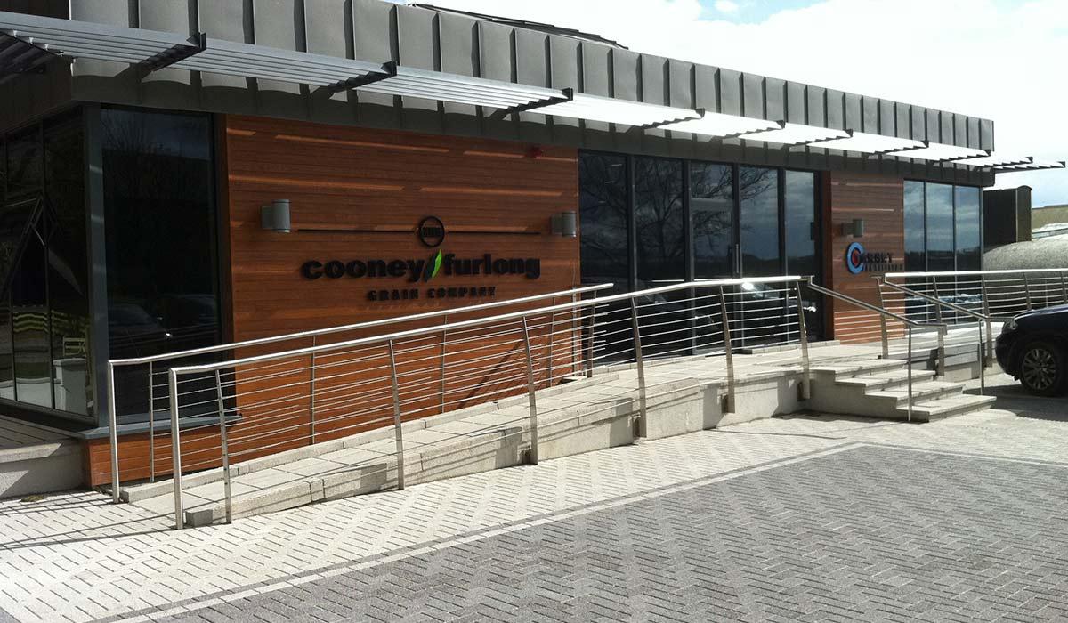 Bawn Developments commercial buildings ireland