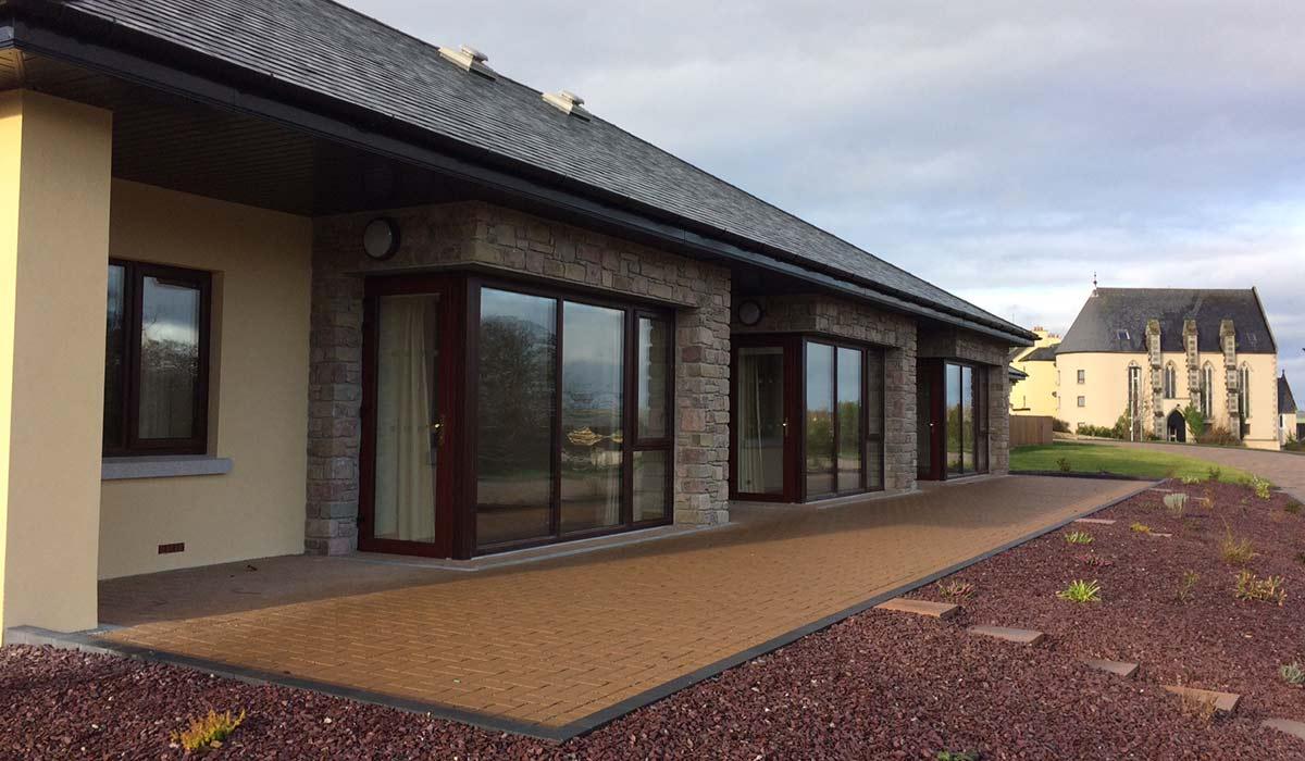 Bawn Developments private estate construction
