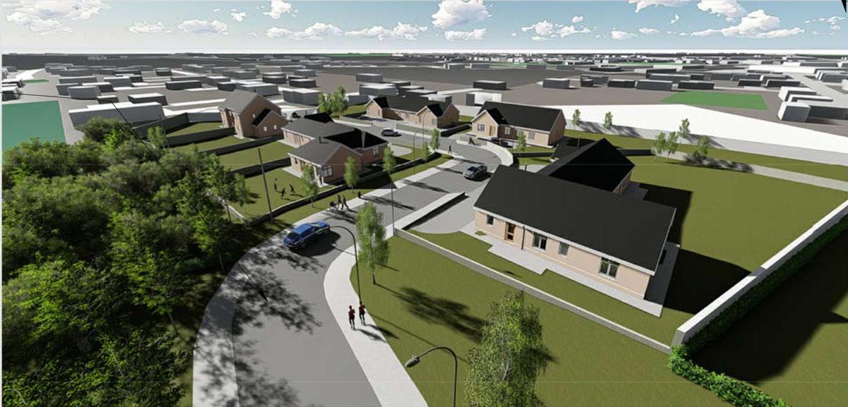 Development of Dwelling Units